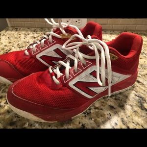 Men's New Balance Baseball Turf Shoes